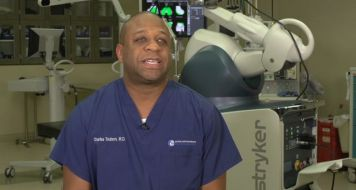 Dr. Charles Toulson: Robotic Surgery