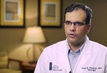 Varicocele Repair with Urologist Dr. Dan French